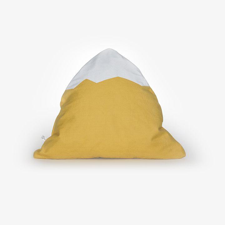 Herdubreid by Markrún - Yellow