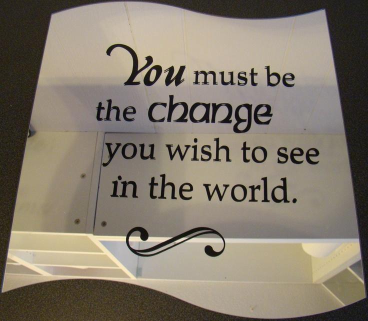 Mirror Quote Mirror Quotes Motivational Quotes