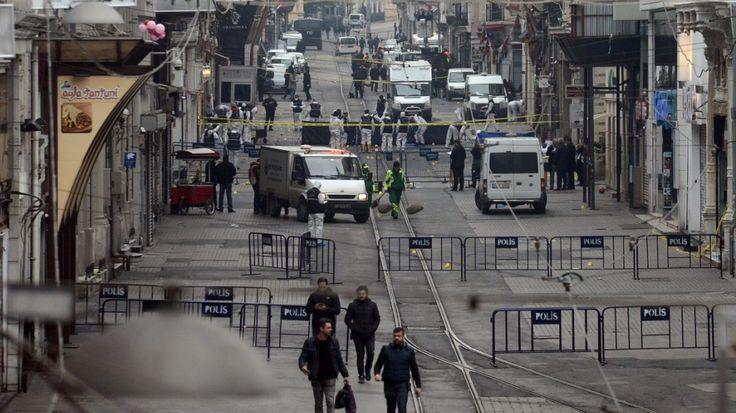 Οι Αμερικανοί προειδοποιούν για τρομοκρατικό χτύπημα στην Τουρκία την 19η Μαΐου!!!!