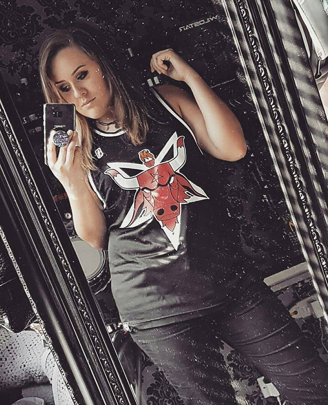 "@piggysquared looking  in our ""Satanic Bulls"" Basketball Tank Top available at www.crmc-clothing.co.uk 