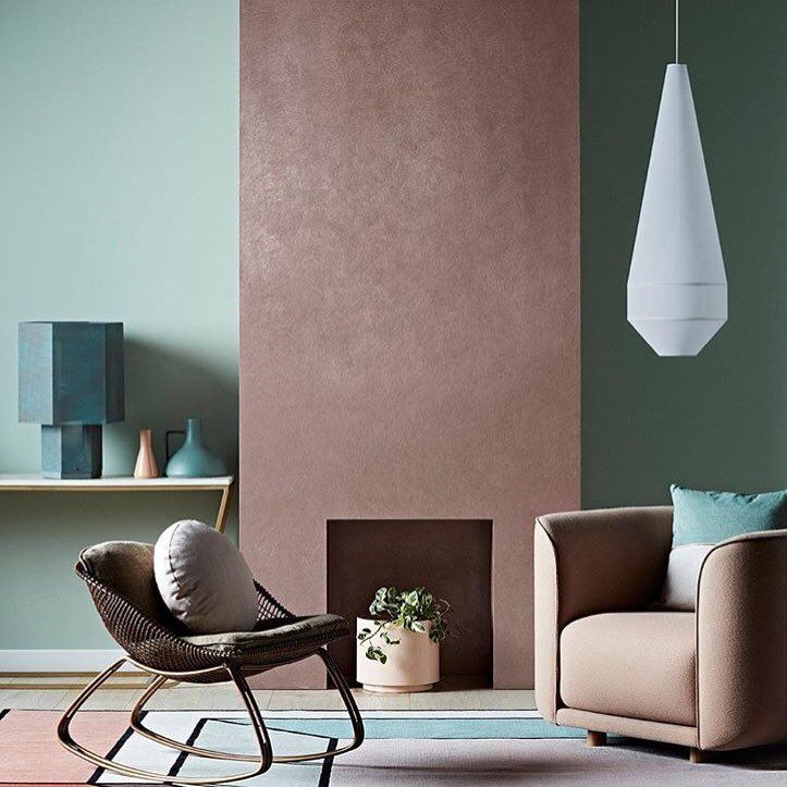 Mayu 03 pendant / Dulux Design Effects shoot styled by Heather Nette King / Image: Mike Baker