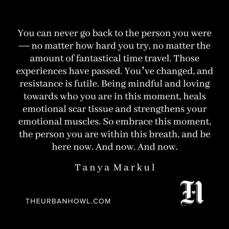 Tanya Markul