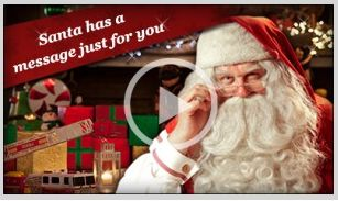 Free!!  Personalized Santa Video, Live Reindeer Cam (watch feedings) and Track Santa!