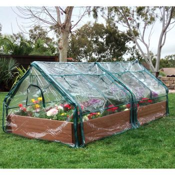 frame it all raised garden bed costco 3