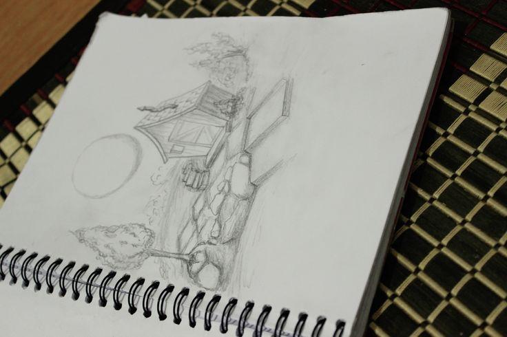 sketch's book