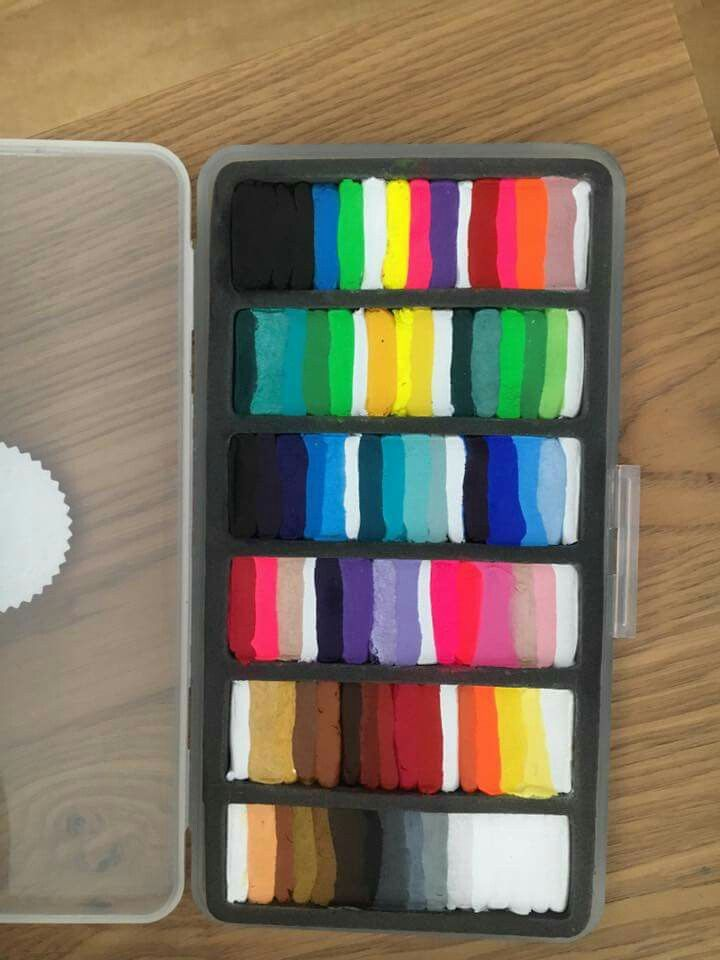 318 best images about face paint supplies on pinterest for Face paints supplies