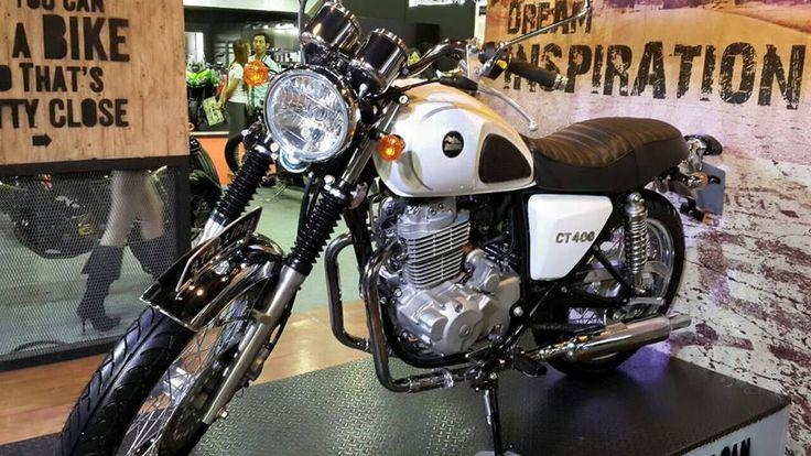 เปิดจอง Stallions Centaur 400 cc. ที่แรกในประเทศไทย 25 กค. นี้
