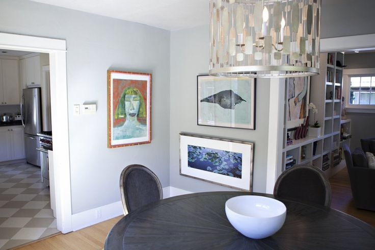 Pick the low-hanging art! René's Contemporary, Kid-Friendly Bungalow