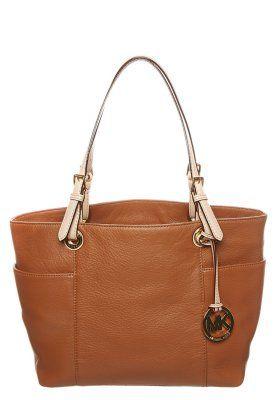 JET SET - Shopping bag - brun