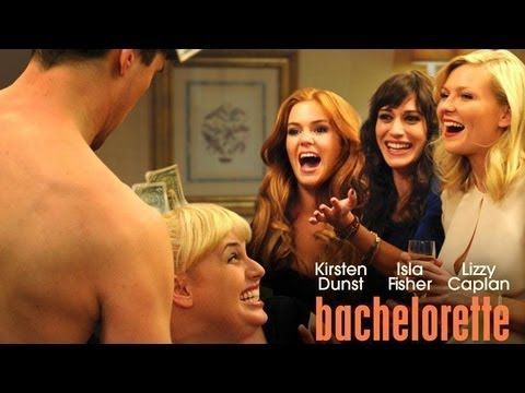 Bachelorette Official Movie Trailer (2012). Because it will be like watching Party Down and Bridesmaids.