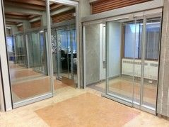 The Crew - Altos Glass Architectural Walls Project