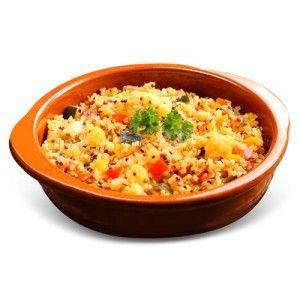 Tabulè di Quinoa Vegetariano Senza Glutine MinceurD