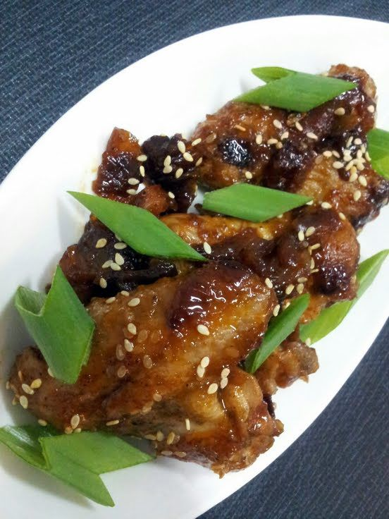 ... Grilled, Easy Wings, Delicious Hungry, Recipe Chicken, Chicken Wings