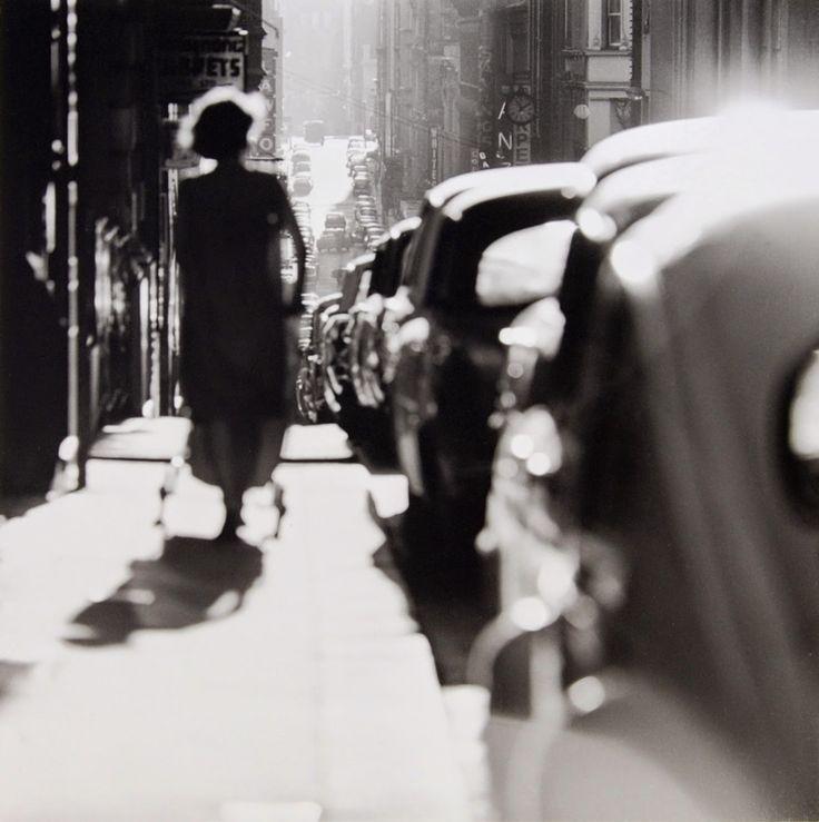 Mark Strizic Flinders Lane 1967
