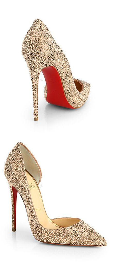 Louboutin pumps //
