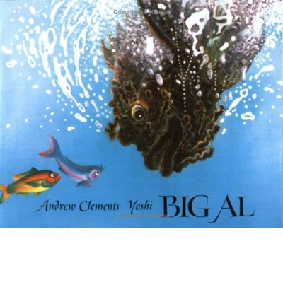 Book for Questioning: In an age of such obsession with appearance, this simple tale of a big, gentle fish and the qualities that make friendship real will touch children and encourage them to look again. Yoshi's remarkable batik illustrations capture all the charm and emotion of Big Al's character, and bring this story vibrantly and colorfully to life.