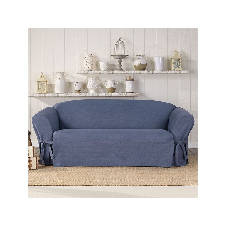 25 Best Ideas About Denim Sofa On Pinterest Grey Couch Covers Denim Furniture And Casual