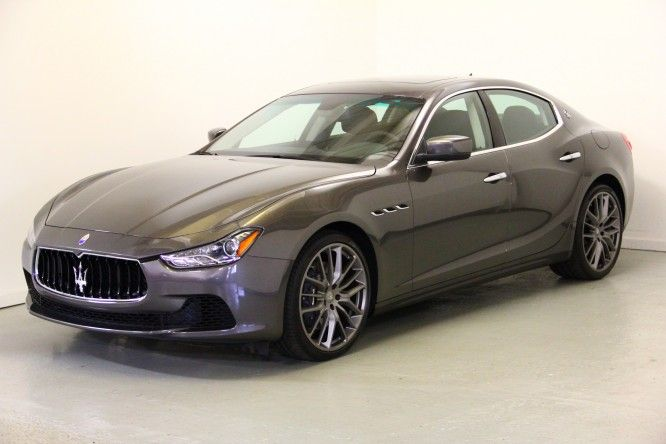 2015 Maserati Ghibli S Q4 | MSRP:$84,375 | Special Price: $71,000 | $670/Mo*