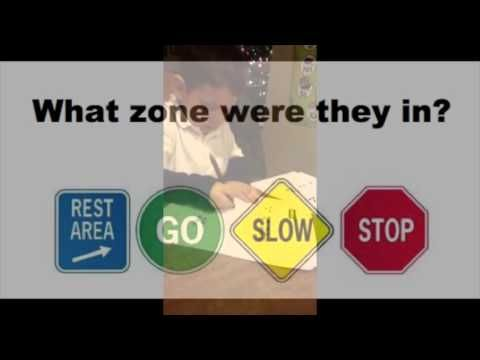 Zones of Regulation - YouTube