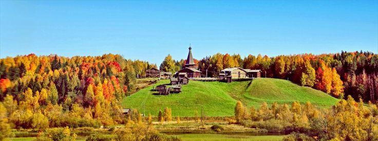 100 причин посетить Архангельскую область    Посетить  1. Соловецкий архипелаг —…