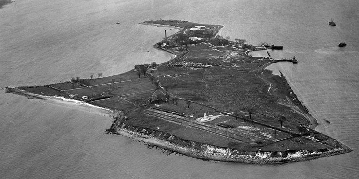Hart Island History and Abandoned Photography at Opacity