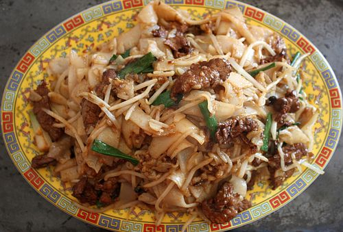 Beef Chow Fun Recipe. Come and get it!