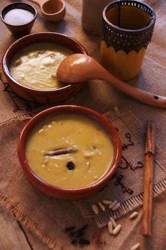 Medieval food: genestrada