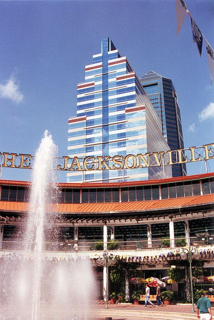 Jacksonville Landing - Jacksonville, Florida