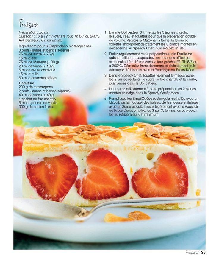 recette tiramisu fraise tupperware