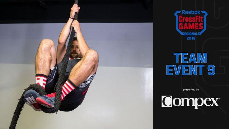 2016 Regional - Team Event 9 Announcement - YouTube