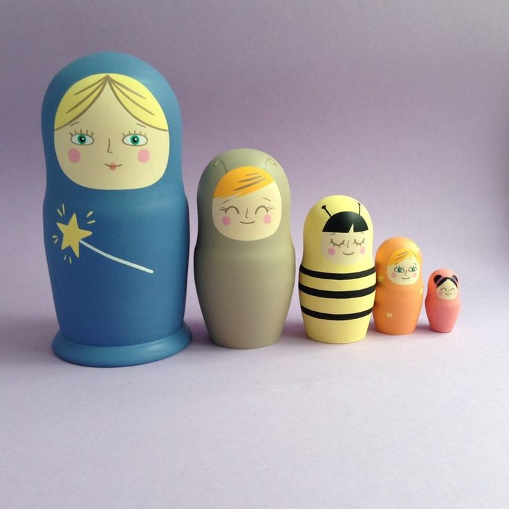 97 best DIY Babuschkas & Matroschkas / Matryoshka images on ...