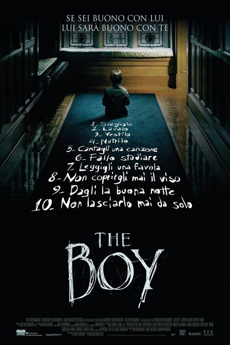 The Boy film completo del 2016 in streaming HD gratis in italiano, guardalo online a 1080p e fai il download in alta definizione.