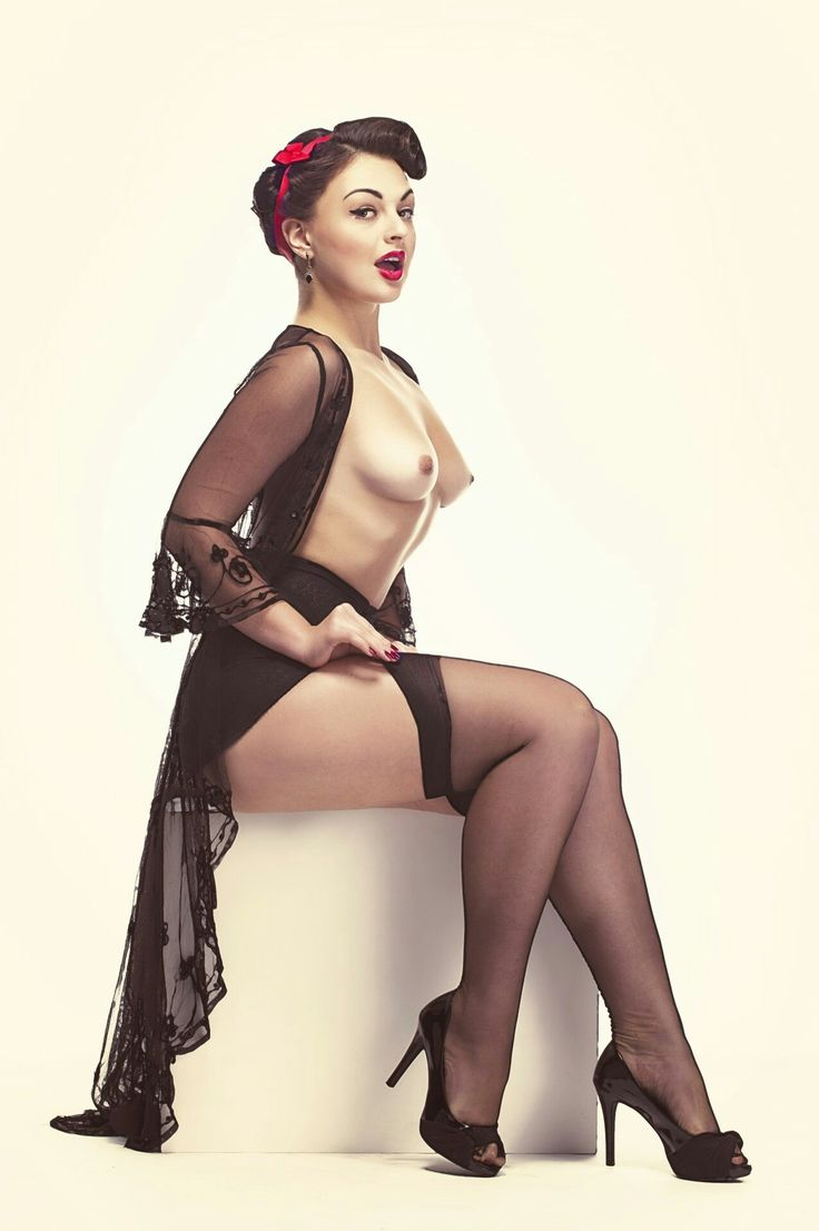 Pinup Style Lingerie 103