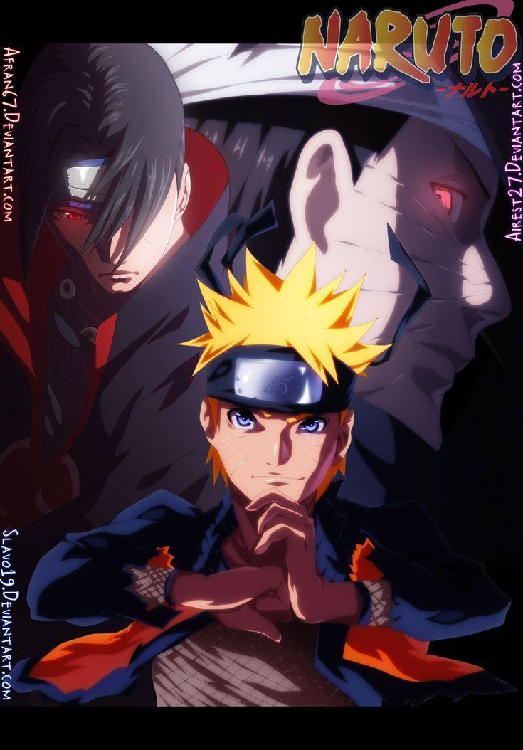 Naruto Side Story - Page 3 - Manga Stream