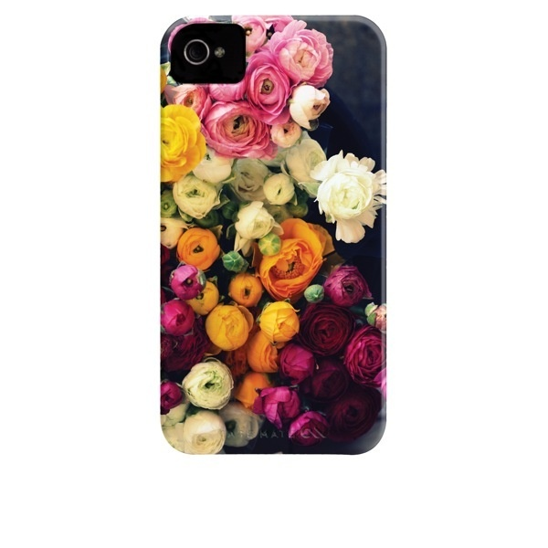an iPhone case of one of my favorite photographs by @Jessica Nichols  of Sweet Eventide  Ranunculus iPhone 4/4S Case