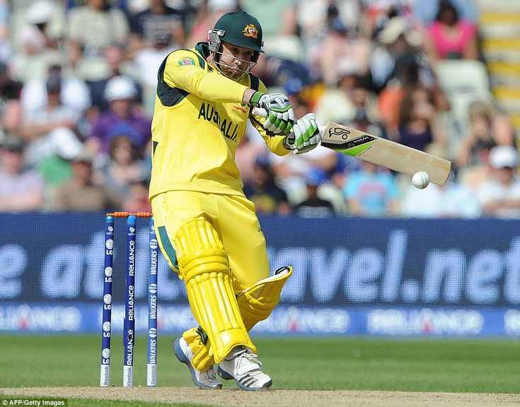 An aggressive, entertaining opening bat, Phillip Hughes has passed away at age 25...