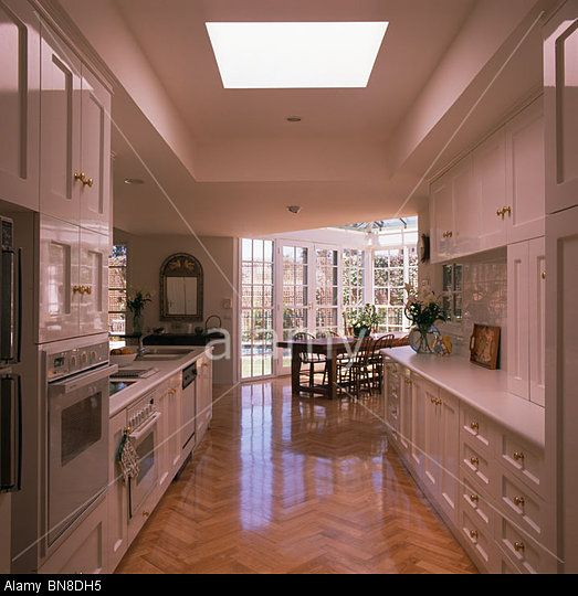 parquet flooring open plan - Google Search