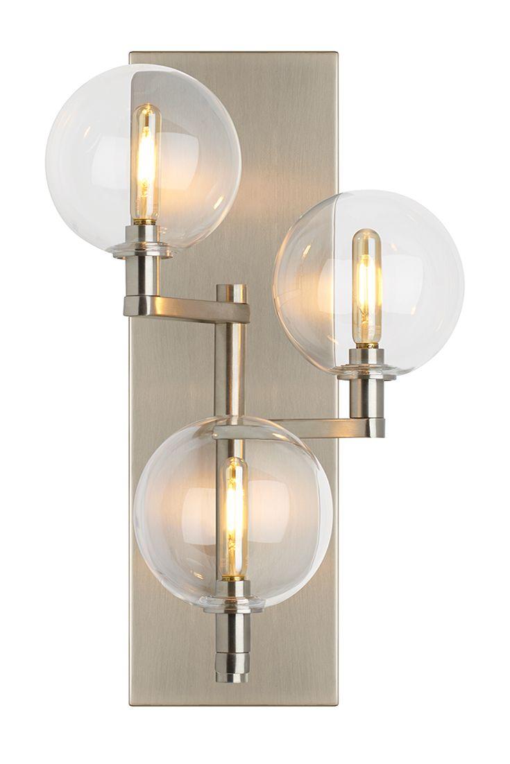 96 best Bathroom Lighting Ideas images on Pinterest Bathroom