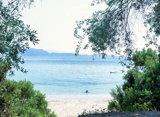 Camping Λύχνος / Παραλία Λύχνος, Πάργα