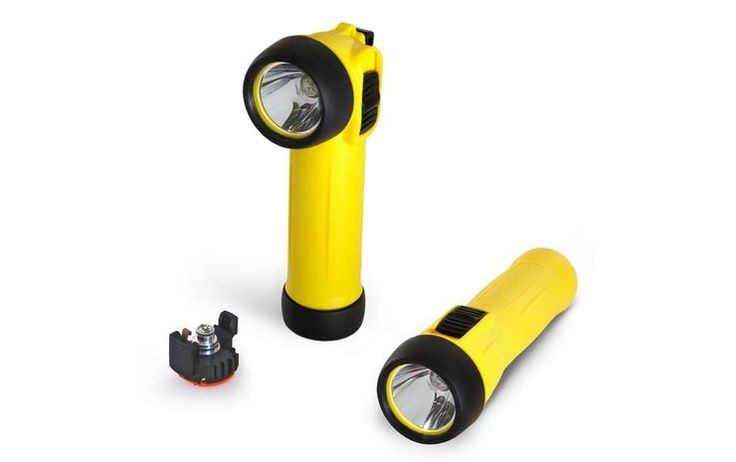 ATEX Safety Torch with LED TR-30+ & TS-30+