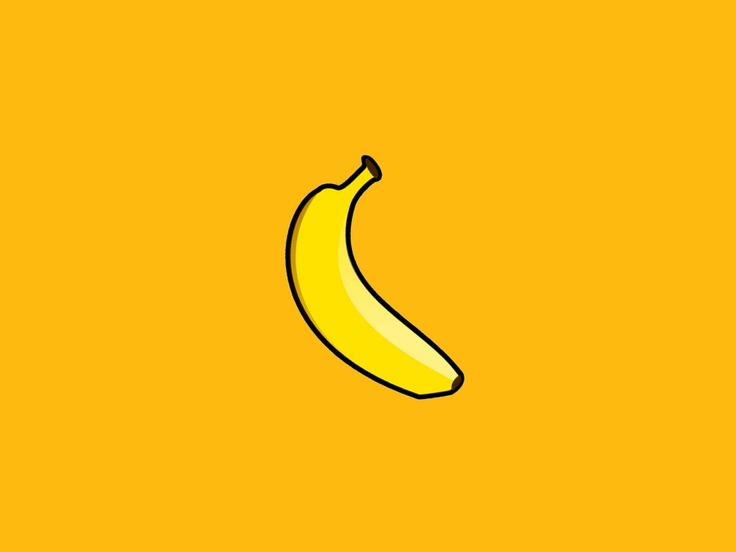 Me & Tinut is Yellow banana