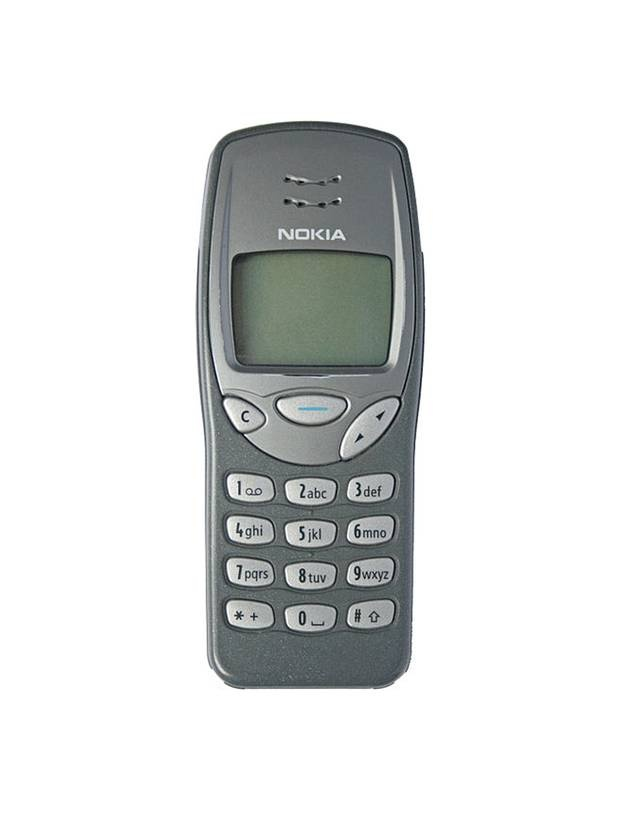 Nokia 3210. I bought this in late 2000 out of necessity rather than the burning urge to own a Nokia. Never really liked this phone for some reason even though there wasn't anything wrong with it.