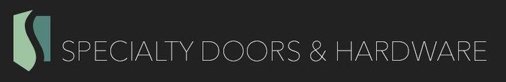 Specialty Doors & Hardware Logo