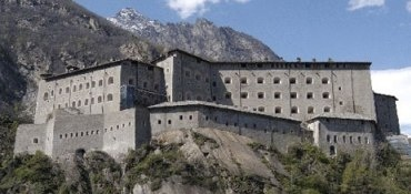 Museo delle Alpi a Bard