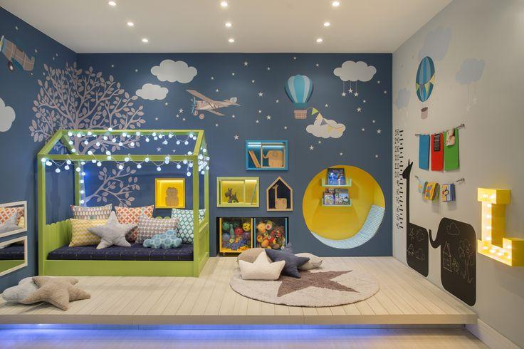 quarto montessoriano para recem nascido menino - Pesquisa Google