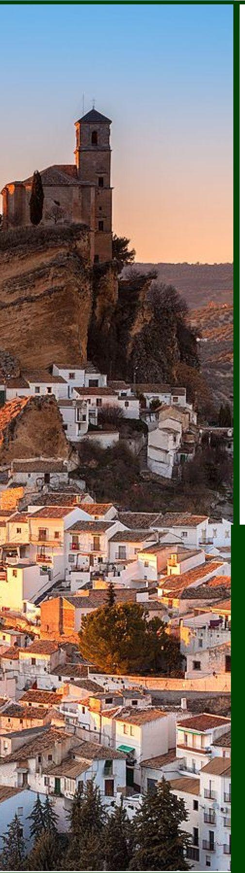 Montefrio - Granada, Spain