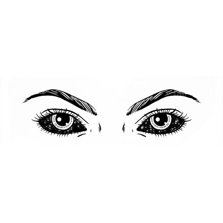 Me fita que eu gosto de me enxergar, por dentro do teu olho é tão bonito de lá, tem cor de Marte e teletransporte pra galáxia que mora em você.