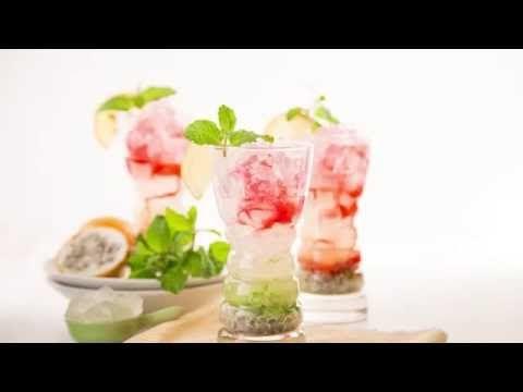 Cara mudah untuk membuat minuman segar yaitu Es Lidah Buaya Markisa, silahkan…