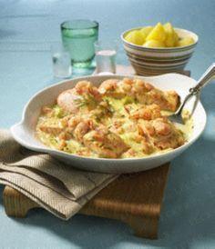 Schwedisches Lachsgratin Rezept - Chefkoch-Rezepte auf LECKER.de   Kochen, Backen und schnelle Gerichte