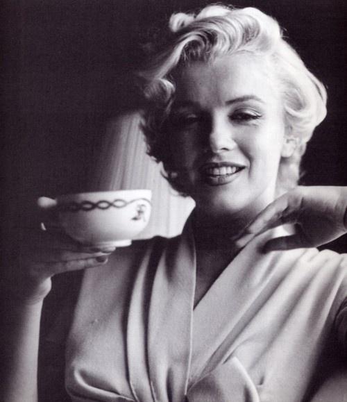 1954: Marilyn Monroe by Sam Shaw